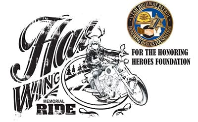 Hal Wing Memorial Ride