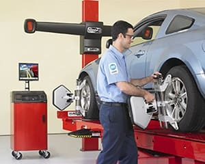 Hunter Alignment | McNeil's Auto Care