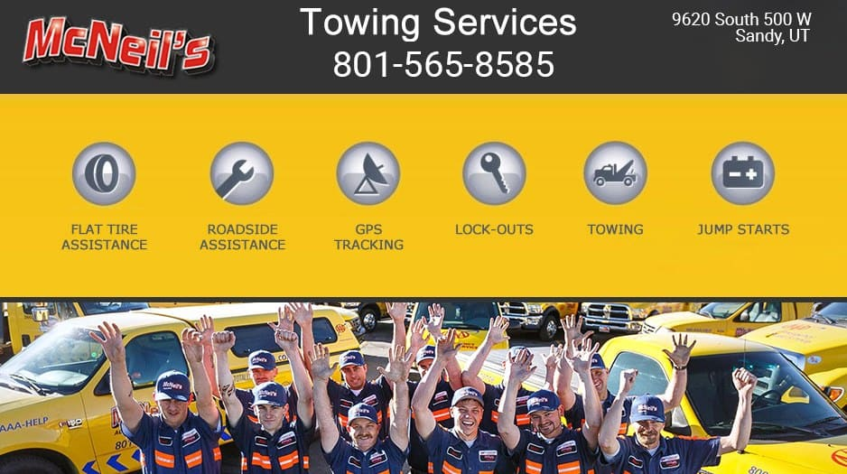 McNeil's Towing Services
